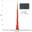 Graph showing a statistic LER measurement